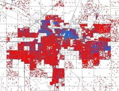 Urbana-Champaign's racial divide