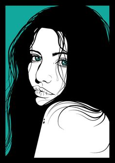 Adobe illustrator portrait tutorials; nice variety of styles covered.