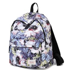 BAOSHA Printed Girls School Backpack Shoulder Bag Student Bookbag Casual Daypack -- Read more reviews of the product by visiting the link on the image.