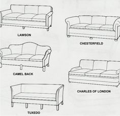 Furniture Styles Tutorial