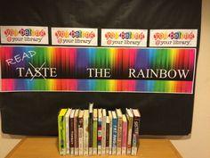 Read the Rainbow!