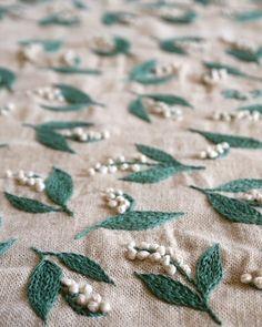 Lovely emboidery