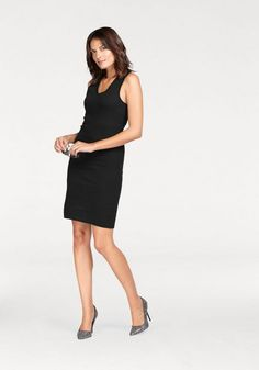 Bodyright Strickkleid »Shaping«, ohne Arm für 49,99€. Bodyright - die Shapingmarke!, In fester stretchiger Strickqualität bei OTTO
