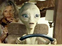"""Paul"" the movie! Alien crash lands on earth surviving for over 60 years! Paul The Movie, Paul The Alien, Ufo, Sherlock, Valentines Movies, Grey Alien, Aliens Movie, Top Movies, 2016 Movies"