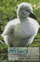 Mini Cygnet Cross Stitch Pattern http://www.artecyshop.com/index.php?main_page=product_info&cPath=11_12&products_id=570