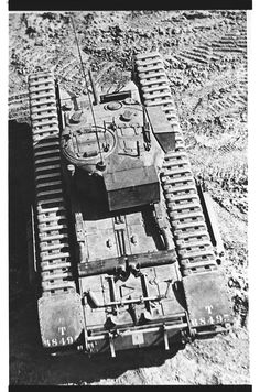 Churchill Tank Mark II #worldwar2 #tanks