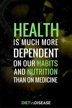 #ILoveMyHealth You are what you eat... and today, nutritionally our food is…