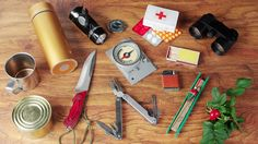 Preparedness is the key when faced with a disaster or emergency. That's why you need to have an emergency survival kits for you and your family. Survival Kit Items, Emergency Survival Kit, Urban Survival, Survival Equipment, Survival Life, Wilderness Survival, Camping Survival, Outdoor Survival, Survival Prepping