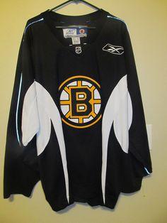 Boston Bruins Hockey Jersey - Reebok 2XL  Reebok  BostonBruins 1250154e8