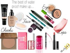 The Best of Water Proof Make Up!