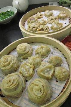 Manti in most Turkic languages refers to dumplings, but the basic concept of dough stuffed with meat has spread fromCentral Asia to the cultures surrounding it: Afghan mantu, Nepalesemomo,Russia…