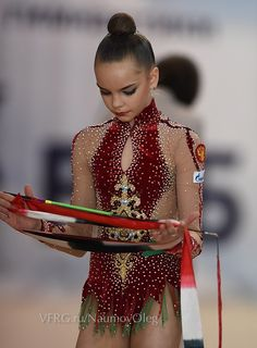 Arina AVERINA (RUS) Ribbon