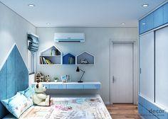 Thiết kế nội thất căn hộ chung cư Carina quận 8