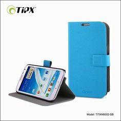 Tipxcase - Funda book en cuero ecológico para galaxy note 2. Notezio collection, color azul de Tipxcase, http://www.amazon.es/dp/B00GWL4FUW/ref=cm_sw_r_pi_dp_0AR3sb0GX5MTG
