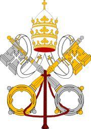 Vatican Coat of Arm https://de.pinterest.com/avulias/coat-of-arms/