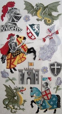 medieval scrapbooking supplies - Google Search