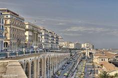 Alger, Front de Mer.