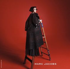 Campagne mode automne-hiver 2015/2016 Marc Jacobs