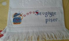 Cross Stitch Embroidery, Tejidos, Molde