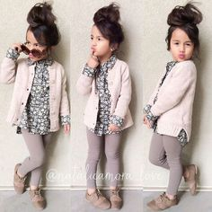 60 Ideas Cute Kids Fashions Outfits for Fall and Winter #fashionoutfits