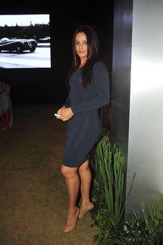 Neetu Chandra at Jaguar Couture Evening Fashion Show.
