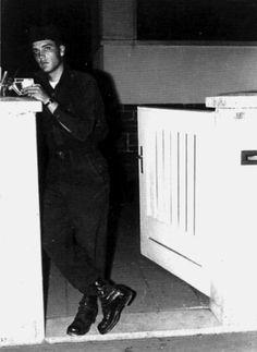Seltene Nachtaufnahmen - August 1959