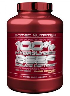 Scitec Nutrition 100% Hydrolized Beef Isolate Peptides 1800