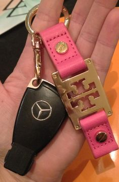 Tory Burch key fob!!