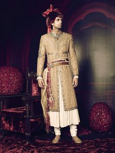 Indian Fashion   Tarun Tahiliani   Indian Wedding   Groom's Wear