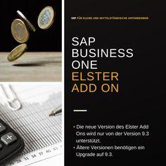 Neues Elster Add On für SAP Business One
