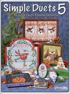 Simple Duets 5 by Laurie Speltz and Margy Spradling