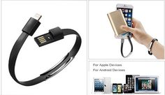 I love Freebies! If you hate always looking for a cord to charge your phone, score this free USB Data Charge Sync Bracelet! Just create a new account or log in and add any USB Data Charge Sync Bracelet to your cart. Make SURE you do this first or it will not work. Use promo …