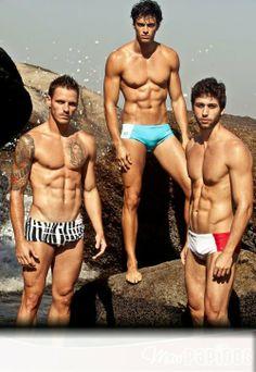 More on Best Gay Blogger  - http://www.bestgaybloggers.com/trio-speedo-4/