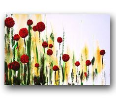 He encontrado este interesante anuncio de Etsy en https://www.etsy.com/es/listing/157872587/red-abstract-flowers-painting-floral