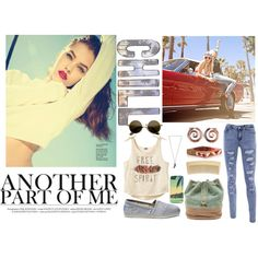 """Chill"" by justelida on Polyvore"