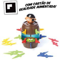 Jogo Pula Pirata com Realidade Aumentada - Estrela - Ri Happy