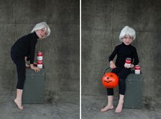 Awesome Artist-Inspired Halloween Costumes for Kids - My Modern Metropolis