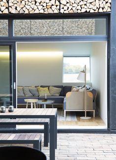 Multikomfort i visningshus, Larvik - Nyfelt og Strand Interiørarkitekter Loft, Bed, Furniture, Home Decor, Homemade Home Decor, Stream Bed, Lofts, Home Furnishings, Beds