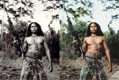 Timor Leste Fighters  Source: https://timorlestemerdeka.wordpress.com/galleries/