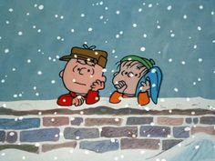 Classic....Linus and Charlie Brown    ~The Ballad of Dorothy Parker