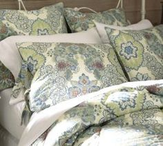 Bedding Sets, Bed Duvet Covers, Bed Sheets & Bed Pillows | Pottery Barn