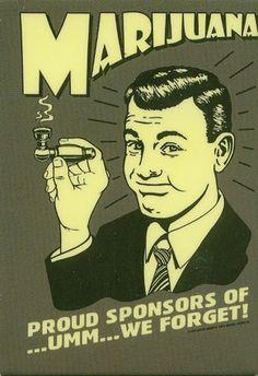 What were we sponsoring?   Think different...  www.gratefulmeds.la