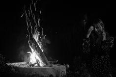 aLagarta #15   Se deixar sentir é pra quem tem coragem.  #makingof #fire #mauá #photography #editorial #emag