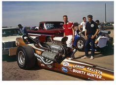 Vintage Drag Racing - Connie Kalitta                              …