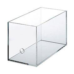 Stackable Acrylic CD Box - L