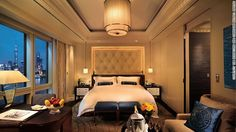 Peninsula Tests Drives Hotel Rooms: The luxury hotel rooms that don't want you to stay