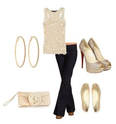 1000+ images about Clothing Ensemble on Pinterest | Girls night out Polyvore and Night out