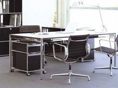 USM Haller Bureau - Mobilier design USM disponibles ici | cairo.fr