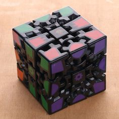 >> Click to Buy << Gear Wheel 3*3*3 Stress Reliever Magic Cube Speed Square Educational Stress Reliver Puzzle Cube Toys for Children Boy Kids #Affiliate