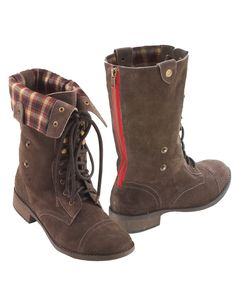 Joe Browns Lace Up Calf Boots, EEE Fit